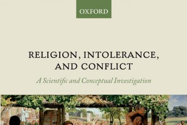 book cover of religion intolerance and conflict edited by Steve Clarke, Russell Powell and Julian Savulescu