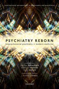 Psychiatry Reborn book cover