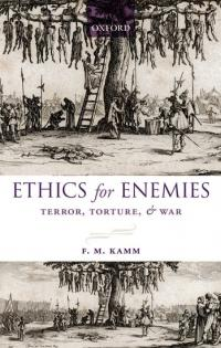 Book cover: Ethics for Enemies