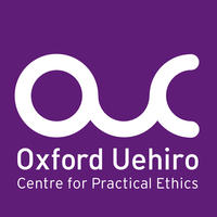 Oxford Uehiro Centre for Practical Ethics square purple and white logo