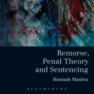 Remorse, Penal theory and Sentencing